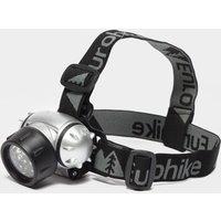 Eurohike Eurohike 12 LED Head Torch, Silver/TORCH