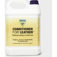 Nikwax Conditioner for Leather 5L, White/White