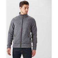 Brasher Mens Rydal II Fleece Jacket, Grey/Grey