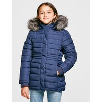 Peter Storm Girls Lizzy Insulated Jacket, Navy
