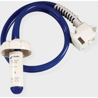 Whale Watermaster Pump with Easi-Push Plug, Blue