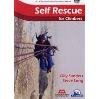 CORDEE 'Self Rescue For Climbers' DVD, NOCOLOUR/CLIMBERS