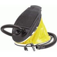 HI-GEAR 3L Bellows Foot Pump, YELLOW-BLACK/[3L]