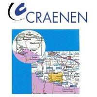 CRAENEN 'TOP 25' Series: 3142 OT Cavaillon Map, NOCOLOUR/CAVAILLON