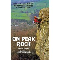 CORDEE 'On Peak Rock' Climbing Guide Book, NOCOLOUR/ROCK