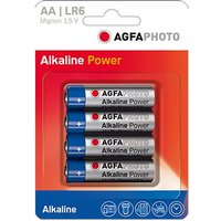 AGFA AA Digital Alkaline Battery (4 pack), NOCOLOUR/PK