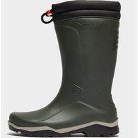 Dunlop Blizzard Winter Boot, GREEN/BOOT