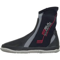 GUL All Purpose 5mm Boots, BLACK-GREY/5MM