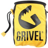Grivel Chalk Bag, YELLOW/BAG