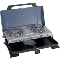 Campingaz Xcelerate 400ST Double Burner Stove and Toaster, NOCOLOUR/TOASTER