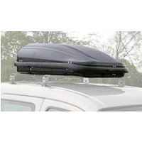 Quest Roof Box (320L), BLACK/ROOFBOX
