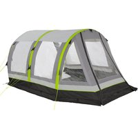 AIRGO Cirrus 4 Inflatable Porch, GRAPHITE-LIME/PORCH
