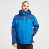 Berghaus Mens Arran 3-in-1 Jacket, SNORKEL BLUE/JACKET