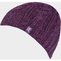 Heat Holders Ladies' Thermal Tights, PURPLE/HAT