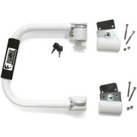 Fiamma Security 31 Handle, WHITE/WHITE
