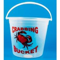 Bluezone Giant Crab Bucket