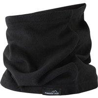 FREEDOMTRAIL Essential Fleece Neck Warmer (Unisex), BLACK/WAR