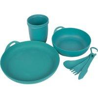Sea To Summit Delta Camp Set (Bowl, Plate, Mug, Cutlery), Blue