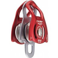 Camp Dryad Pulley, Red