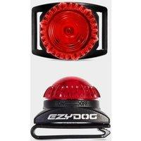 Ezy-Dog Adventure Light, RED/LIG