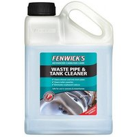 Fenwicks Waste Pipe & Tank Cleaner (1 Litre), NOCOLOUR/1L