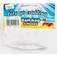 Bluezone 3 Crab Line Bait Bags