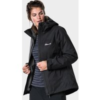 Berghaus Womens Fellmaster 3-in-1 Jacket, JET BLACK/WMNS