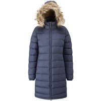 Rab Women's Deep Cover Parka, DEEP DENIM/PARKA