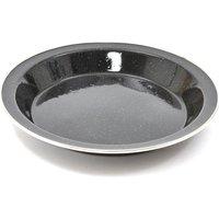 HI-GEAR Enamel Plate, BLACK/PLATE
