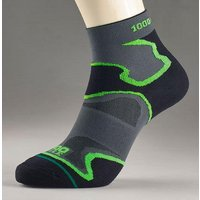 1000 MILE Women's Fusion Anklet Sock, BLACK/WOMENS