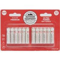 Handy Heroes AAA Alkaline Batteries (12 Pack)