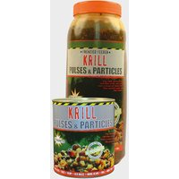 Dynamite Frenzied Krill PulsesandParticles