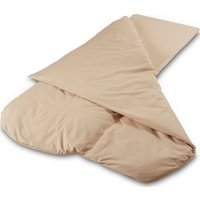 Duvalay Compact Dual Season Sleeping Bag (Cappuccino), CAPPUCINO/SEASON