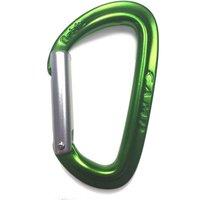 Camp Orbit Straight Gate Carabiner, GREEN/GATE