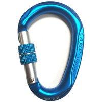 Camp Hms Compact Lock Carabiner  Blue