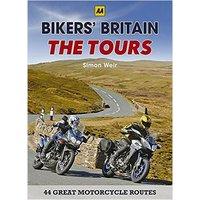 AA Bikers' Britain - The Tours