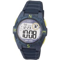 Limit 5696.67 Digital Watch, NAVY/WATC
