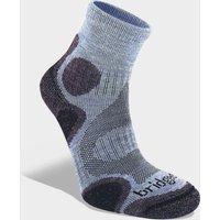 Brasher Childrens Adventurer Socks - Size: 1-3 - Colour: Blue