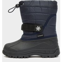 COTSWOLD Kids' Icicle Snow Boot, NAVY/KIDS