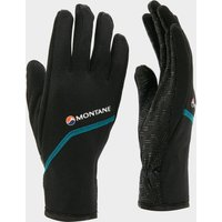Montane Womens Power Stretch Pro Gloves, Black