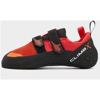 Climb X Ascent Rock Shoe, RED/SHOE