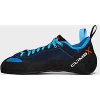 Climb X Flash Rock Shoe, BLUE/SHOE
