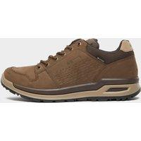 Lowa Men's Locarno GTX Lo Walking Shoes, Brown