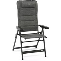 AIRGO Turin Deluxe Recliner Chair, CHARCOAL/RECLINER