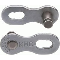 KMC Chains Missing Link 9NR EPT Silver (2 pieces)