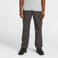 Craghoppers Men's Nosilife Cargo II Trousers, BLACK/TROUSER