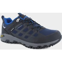 Hi Tec Mens V-LITE Velocity Low WP Walking Shoes, NAVY/WP