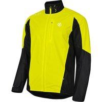 Dare 2B Mens Mediant Waterproof Cycling Jacket, Fluorescent