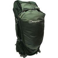 Berghaus Trailhead/motive Travel 60 + 20 Rucksack  Green