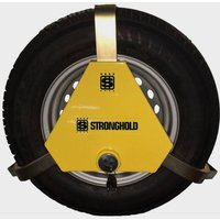 """Stronghold Apex Triangular Wheel Clamp (13"""" - 15""""), NO COLOUR/19"""